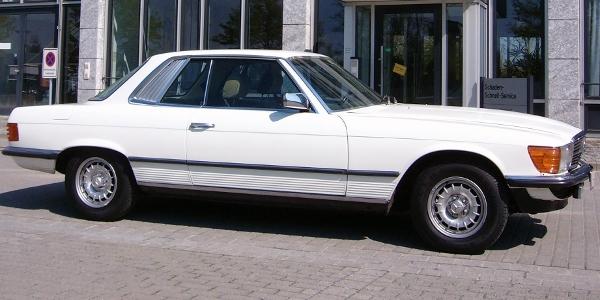 Części do klasycznych modeli Mercedesa YOUNGTIMER